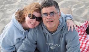 One of my favorite literary couples: Stephanie Vanderslice and John Vanderslice.